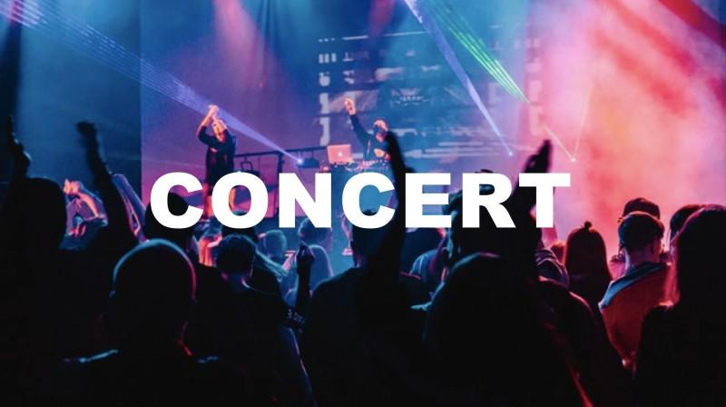 Concert Powerpoint Template