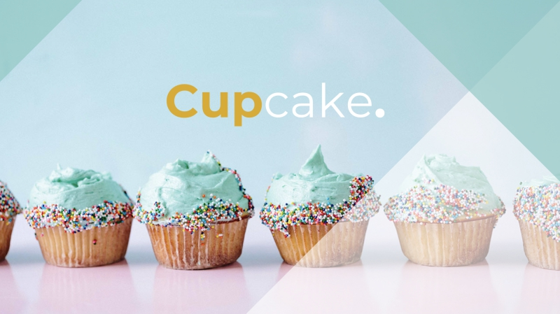 Cupcake Powerpoint Template